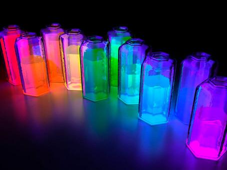 Fluorescence explained