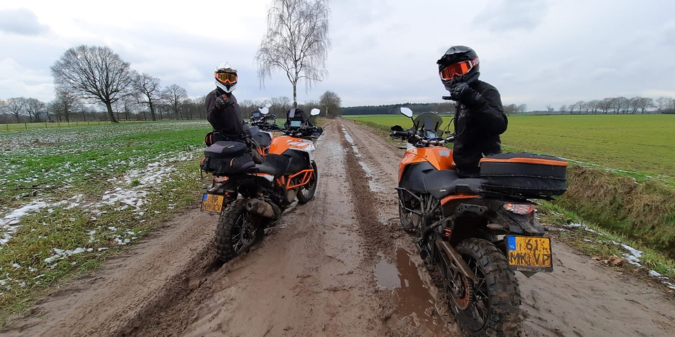 Allroad training (noord-brabant)