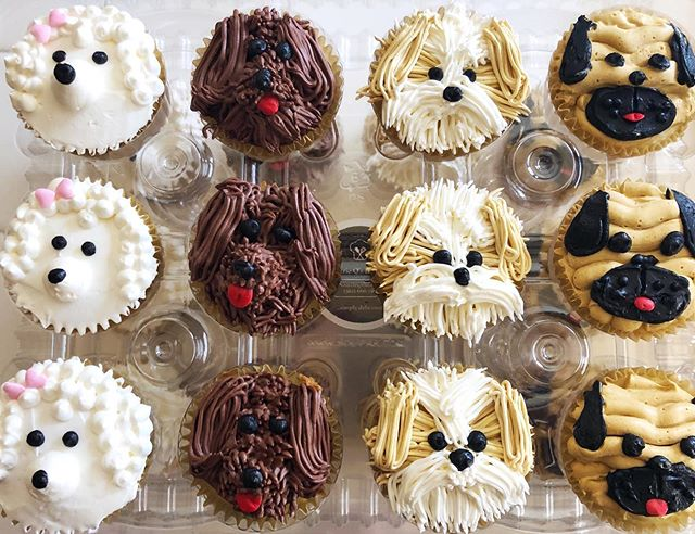 """Pup""-Cakes!!!"