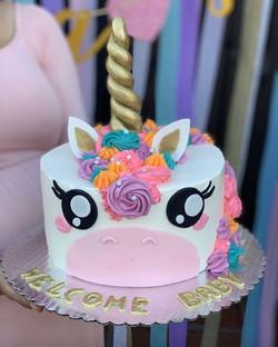 Majestic little unicorn 🦄