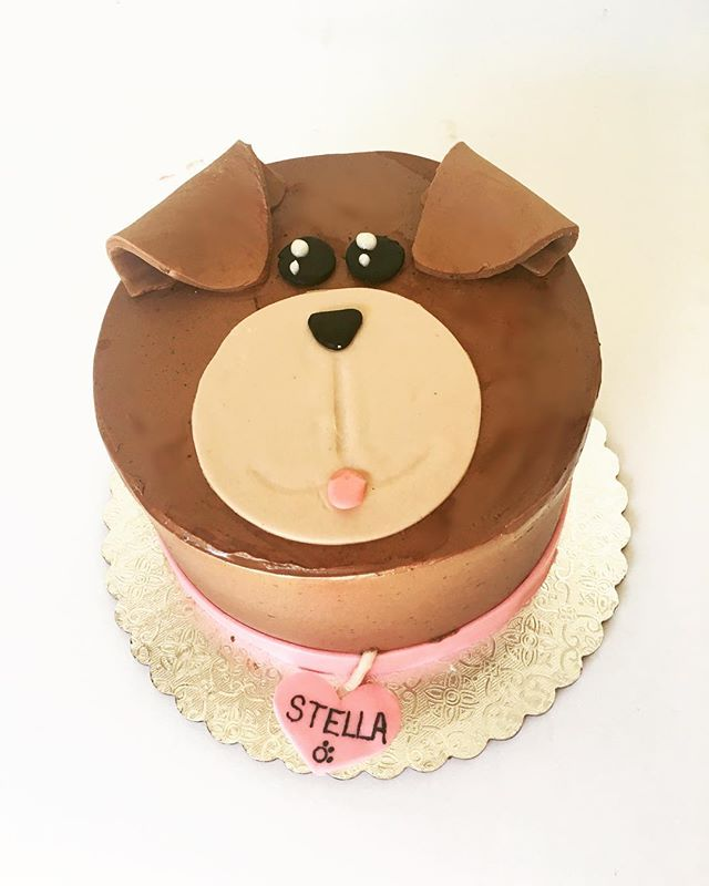 Pupper Cake!