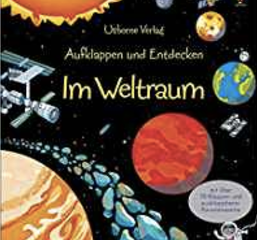 5 Amazing Children's Books in German on Space