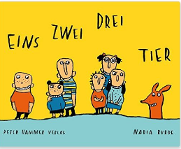 Nadia Budde EINS ZWEI DREI TIER