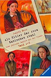 Judith Kerr ALS HITLER DAS ROSA KANINCHEN STAHL