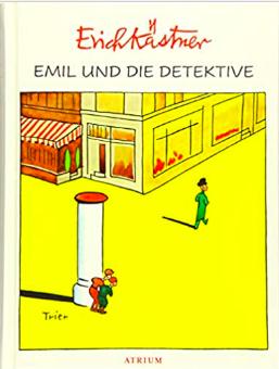 Erich Kästner EMIL UND DIE DETEKTIVE