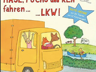 THE BEST 8 GERMAN KIDS' BOOKS FOR 2 YEAR OLDS