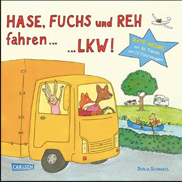 Dunja Schnabel Board book