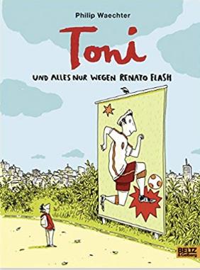 Philip Waechter graphic novel for Kids