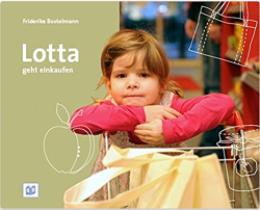 German children's books LOTTA GEHT EINKAUFEN