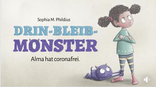 Sophia Phildius DRIN-BLEIN-MONSTER  Corona