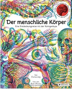 Der menschliche Körper Kinderbuch