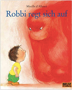 German kids' book on feelings Kinderbuch über Gefühle