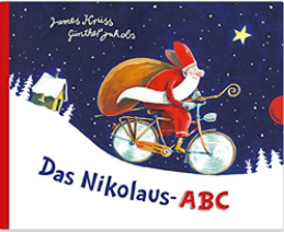 3 BEAUTIFUL BOOKS ON SANKT NIKOLAUS