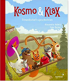 Alexandra Helmig KOSMO & KLAX - FREUNDESGESCHICHTEN