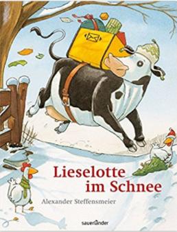Alexander Steffensmeier LIESELOTTE IM SCHNEE