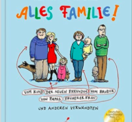7 Children's Books In German That Depict  Diverse Families