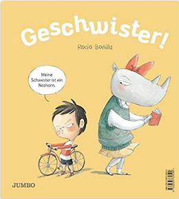 Kids' Books in German on siblings