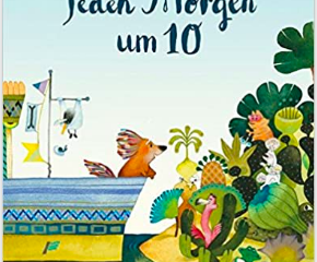 LÜGEN HABEN KURZE BEINE - 6 great kids' books in German on speaking truth and lying
