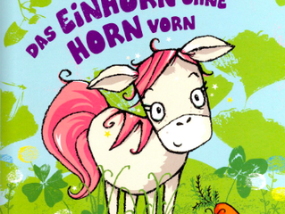 ES WAR EINMAL EIN EINHORN... 4 great picture books in German for unicorn lovers