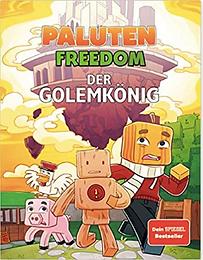 Paluten DER GOLEMKÖNIG - Ein Comic