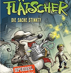 5 SUPER SUSPENSEFUL CHILDREN'S BOOKS IN GERMAN