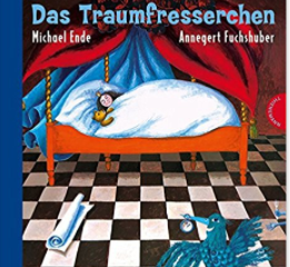 4 Helpful and Beautiful Picture Books in German on Nightmares