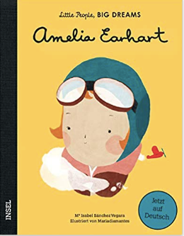 11 PICTURE BOOKS IN GERMAN OF INSPIRING WOMEN: Stories of Girls and Women That Made History