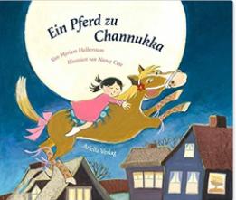 German children's books on Channukka