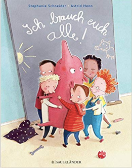 German kids' books on siblings