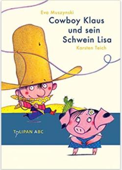German children's books for beginning readers