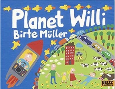 Birte Müller PLANET WILLI