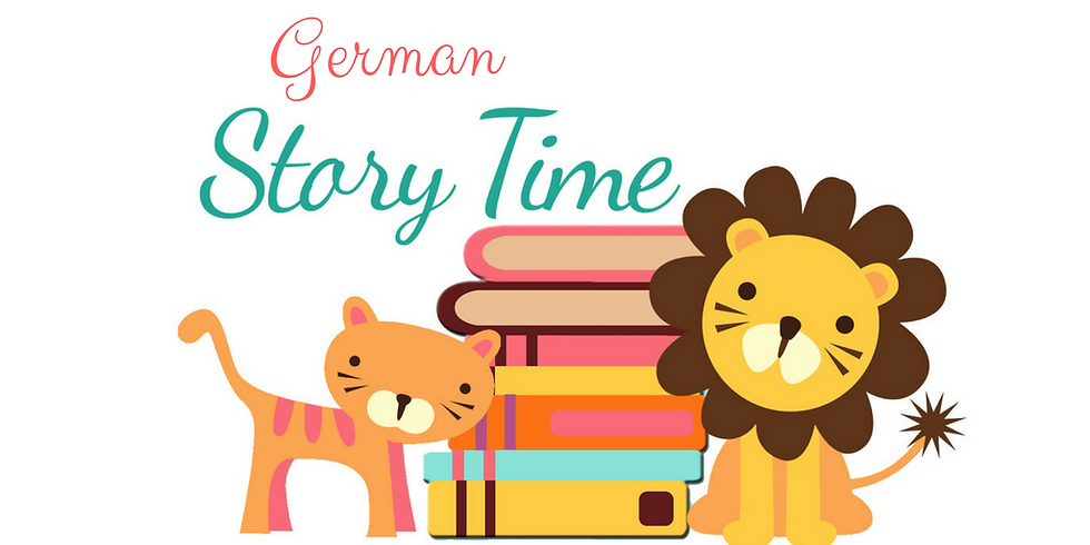 German Story Time at Deutsches Haus