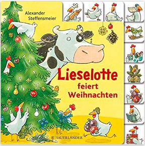 Alexander Steffensmeier LIESELOTTE FEIERT WEIHNACHTEN