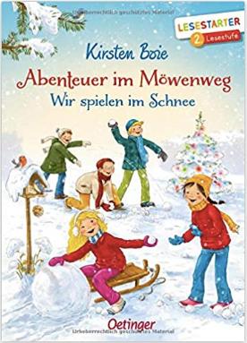 Kirsten Boie WIR SPIELEN IM SCHNEE - Abenteuer im Möwenweg
