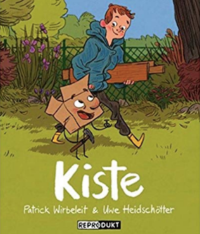6 GREAT COMICS IN GERMAN FOR THE RELUCTANT BILINGUAL READER