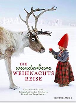 Lori Evert / Per Breihagen DIE WUNDERBARE WEIHNACHTSREISE - mini Edition