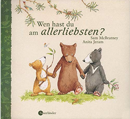 BRÜDERCHEN UND SCHWESTERCHEN: 9 Kids' Books in German on having siblings