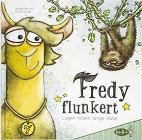 German kids' books on lying