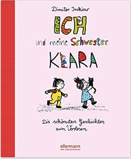 German kids' books on siblings