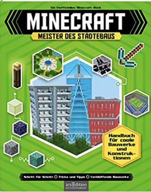 MINECRAFT  - MEISTER DES STÄDTEBAUS