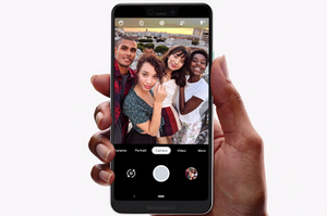 The new Pixel 3 from Google