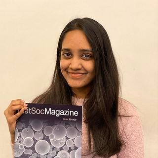 matsoc magazine officer