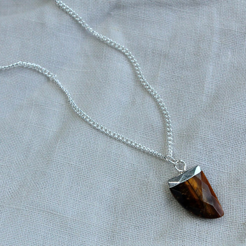 Tigers Eye tooth