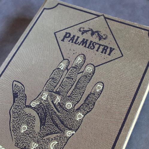 Palmistry storage box