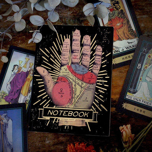 Palmology notebook