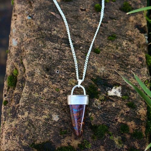 Handmade Koroit Boulder opal