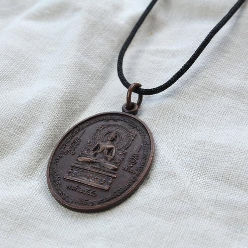 Buddhist medallion