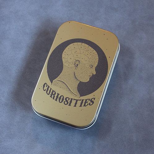 Curiosities tin