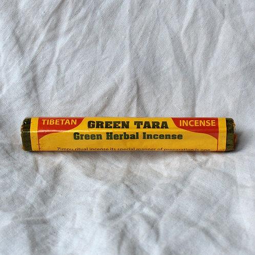 Tibetan herbal incense