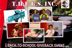 2015 Back-to-school Giveback Event